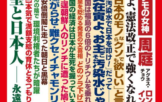 月間will_2019.12_反日勢力に乗っ取られた沖縄県庁